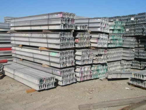 Aluminum Shoring Post : Aluminum joist stringer strongbacks construction
