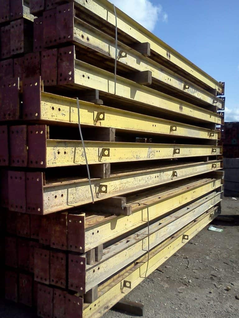 Steel Walers Amp Channels Construction Enterprises Inc